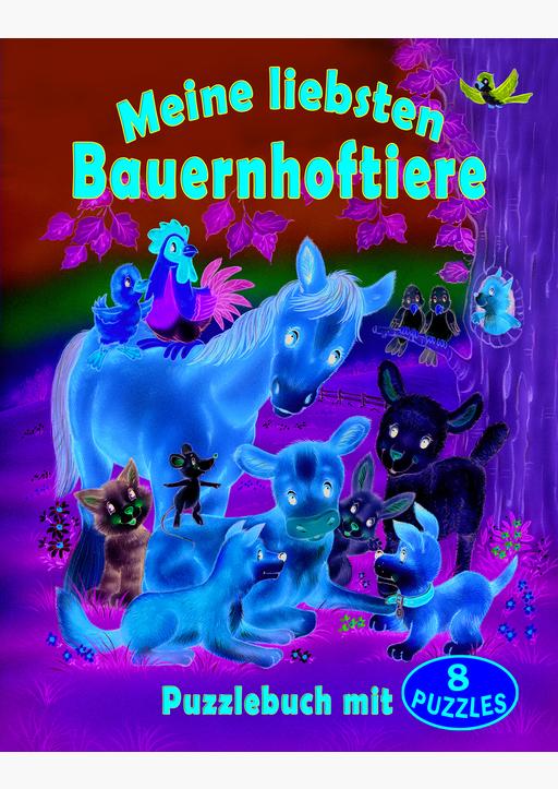 Bilderbuchverlag Otto Moravec - Puzzlebuch