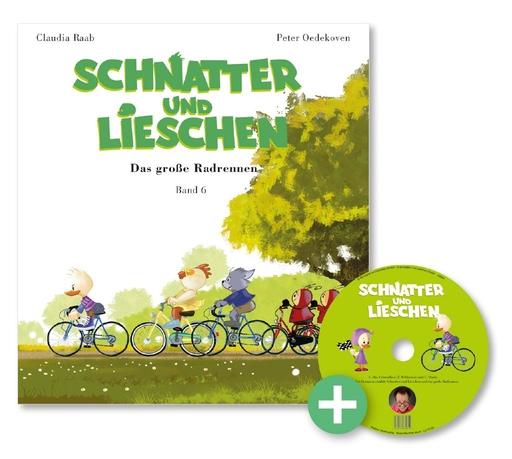 Raab, Claudia / Oedekoven, Peter - Raab, Claudia / Oedekoven, Peter - Schnatter und Lieschen - Band 6