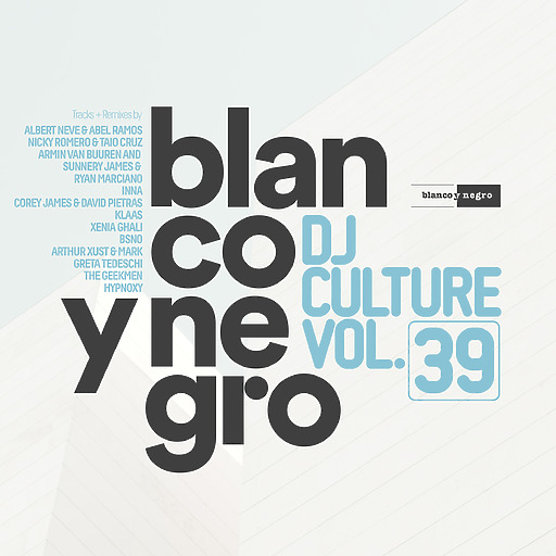 Various Artists - Blanco Y Negro DJ Culture Vol. 39