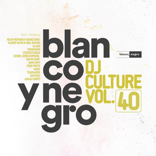 Various Artists - Various Artists - Blanco Y Negro DJ Culture Vol. 40