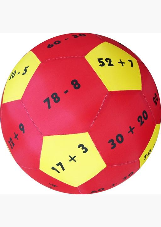 Stubenrauch, Bernhard - HANDS ON Lernspielball - Plus und Minus bis 100