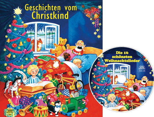 Bilderbuchverlag Otto Moravec - Bilderbuchverlag Otto Moravec - Geschichten vom Christkind + CD