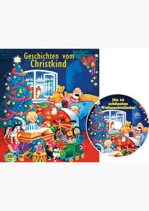 Bilderbuchverlag Otto Moravec - Geschichten vom Christkind + CD