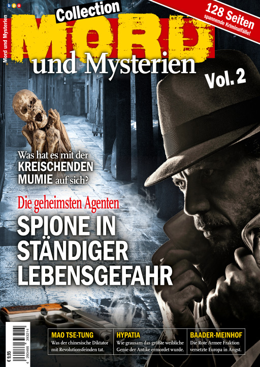 Buss, Oliver - Mord und Mysterien Collection, Vol. 2