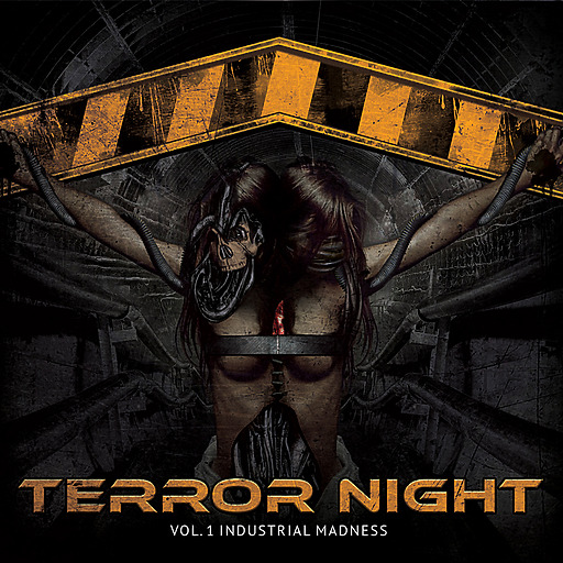 V/A - V/A - Terror Night Vol.1 Industrial Madness