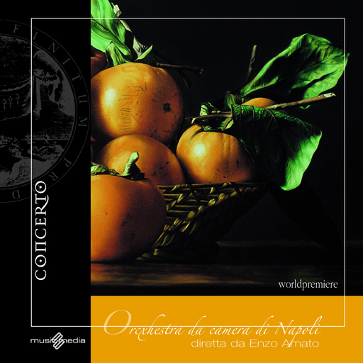 Chamber Orchestra of Naples conducted by Enzo Amat - Chamber Orchestra of Naples conducted by Enzo Amat - Sinfonie Napoletane