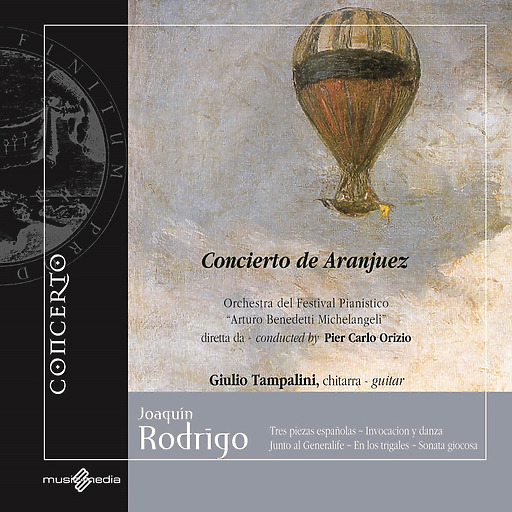 Joaquín Rodrigo - Joaquín Rodrigo - Concierto de Aranjuez