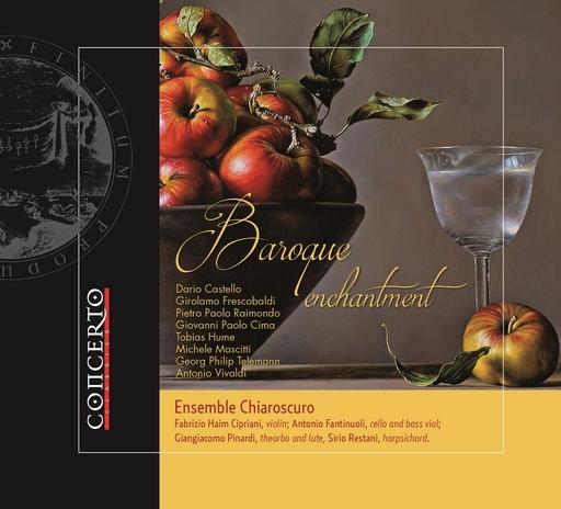 Ensemble Chiaroscuro - Ensemble Chiaroscuro - Baroque Enchantment