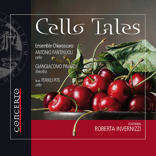 ENSEMBLE CHIAROSCURO - CELLO TALES