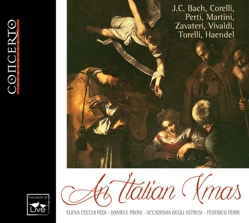 Various Artists - AN ITALIAN XMAS