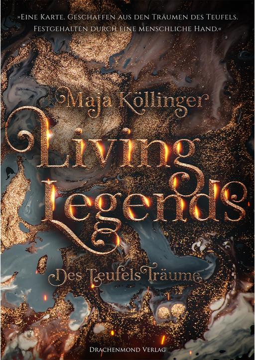 Köllinger, Maja - Living Legends