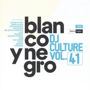 Various Artists - Various Artists - Blanco Y Negro DJ Culture Vol. 41