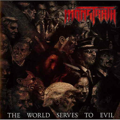 Monstrath - The Worldserves to Evil