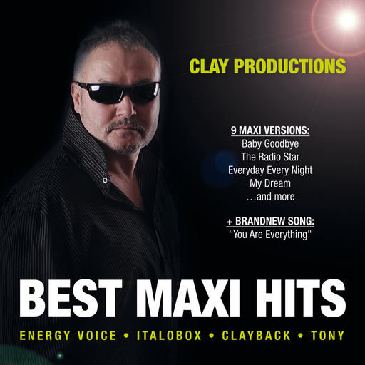 Various Artists - Various Artists - CLAY PRODUCTIONS - Best Of Maxi Hits