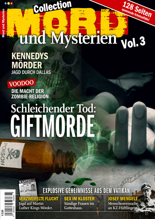 Buss, Oliver - Mord und Mysterien Collection Vol. 3