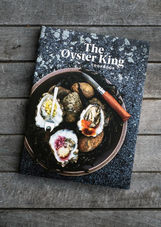 Danneberg Voss, Jesper / Seymour Jr., Colin John - THE ØYSTER KING COOKBOOK