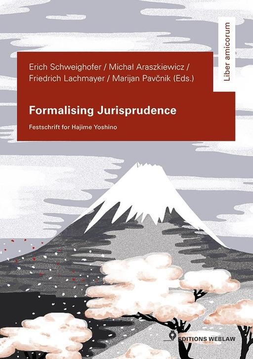 Schweighofer, Erich - Schweighofer, Erich - Formalising Jurisprudence