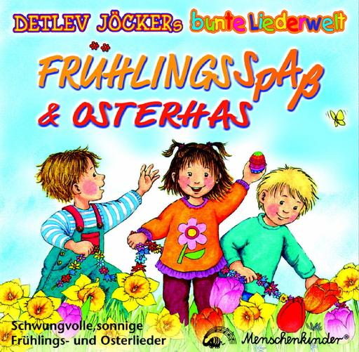 Jöcker, Detlev - Frühlingsspaß und Osterhas