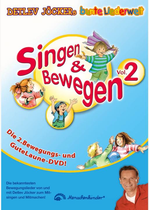 Jöcker, Detlev - Singen & Bewegen Vol. 2