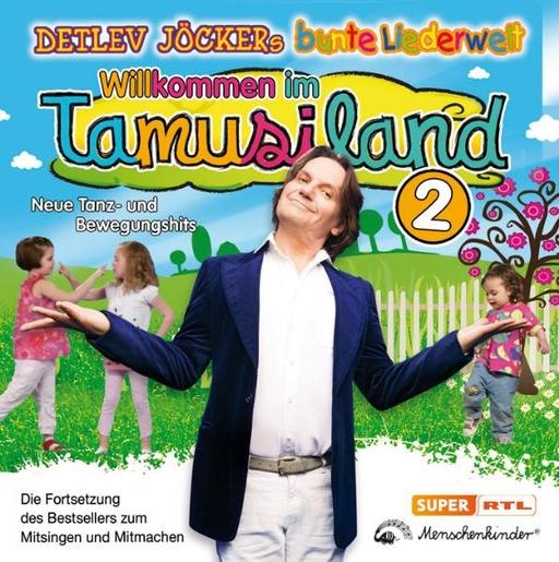 Jöcker, Detlev - Willkommen im Tamusiland Vol. 2