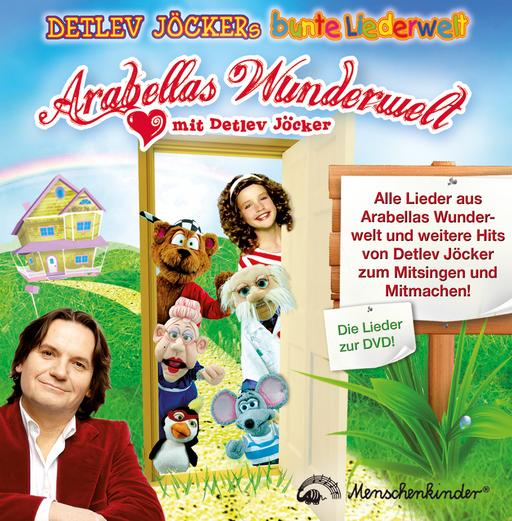 Jöcker, Detlev - Arabellas Wunderwelt