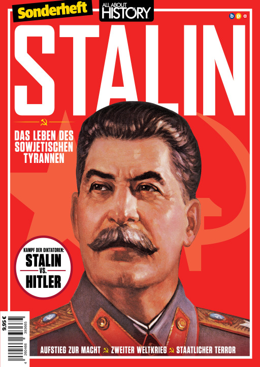 Buss, Oliver - ALL ABOUT HISTORY Sonderheft - Stalin