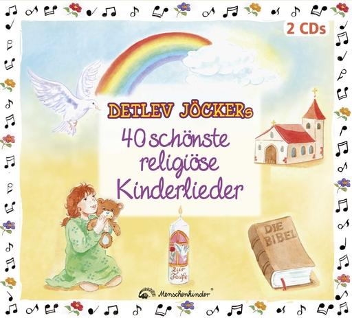 Jöcker, Detlev - Detlev Jöckers 40 schönste religiöse Kinderlieder