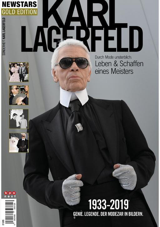 Buss, Oliver - Karl Lagerfeld