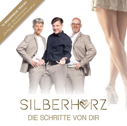 Silberherz - Die Schritte von Dir