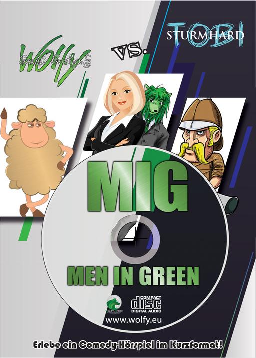 Witzenleiter, Kim Jens - MIG - Men in Green