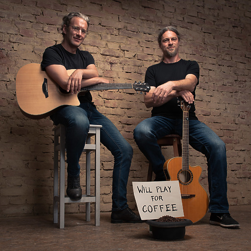 Café Duo - Will play for coffee