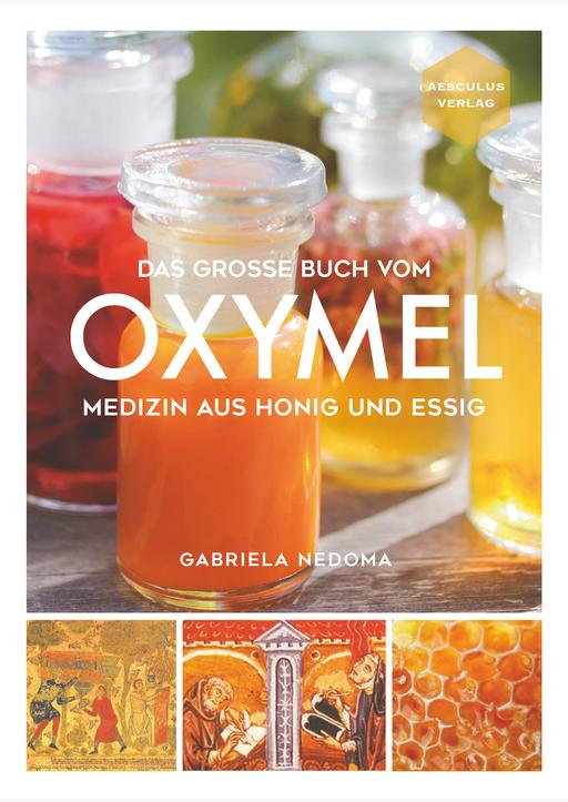 Nedoma, Gabriela - Das große Buch vom OXYMEL