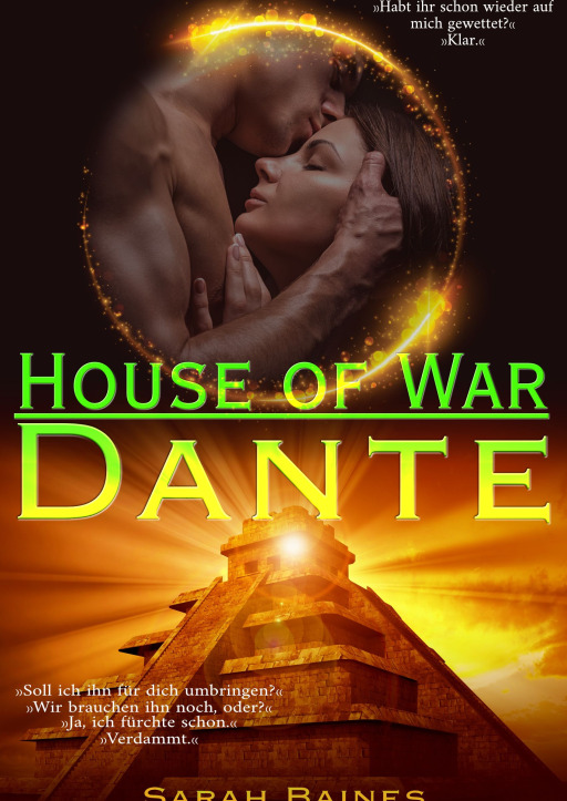 Baines, Sarah - House of War: Dante