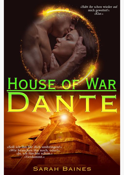 Baines, Sarah - House of War: Dante
