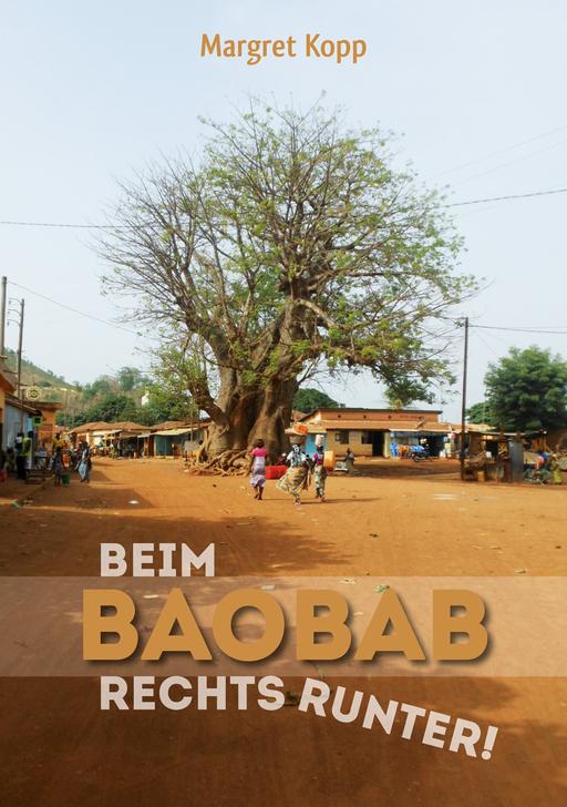 Kopp, Margret - Kopp, Margret - Beim Baobab rechts runter
