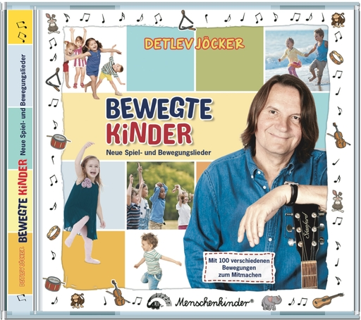 Jöcker, Detlev - Jöcker, Detlev - Bewegte Kinder