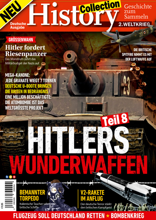 Buss, Oliver - History Collection Teil 8: Hitlers Wunderwaffen