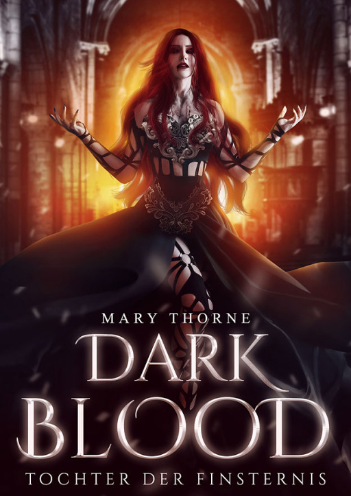 Thorne, Mary - Dark Blood