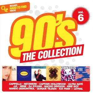 Various Artists - Various Artists - 90's - The Collection, Vol. 6