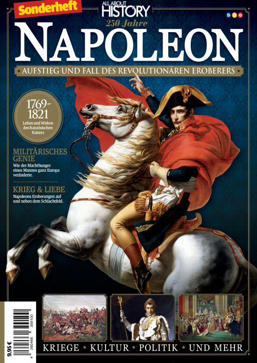 Buss, Oliver - All About History - 250 Jahre NAPOLEON