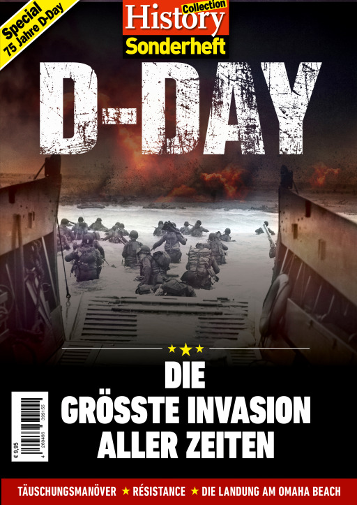 Buss, Oliver - History Collection SONDERHEFT: D-DAY