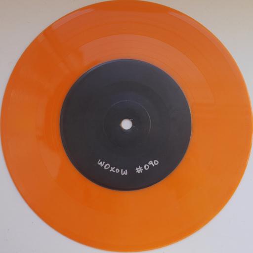 Woxow / Ken Boothe / Akil from J5 / Blurum13 / Dj - Woxow / Ken Boothe / Akil from J5 / Blurum13 / Dj - Woxow Remixes (Ltd. Orange Vinyl)