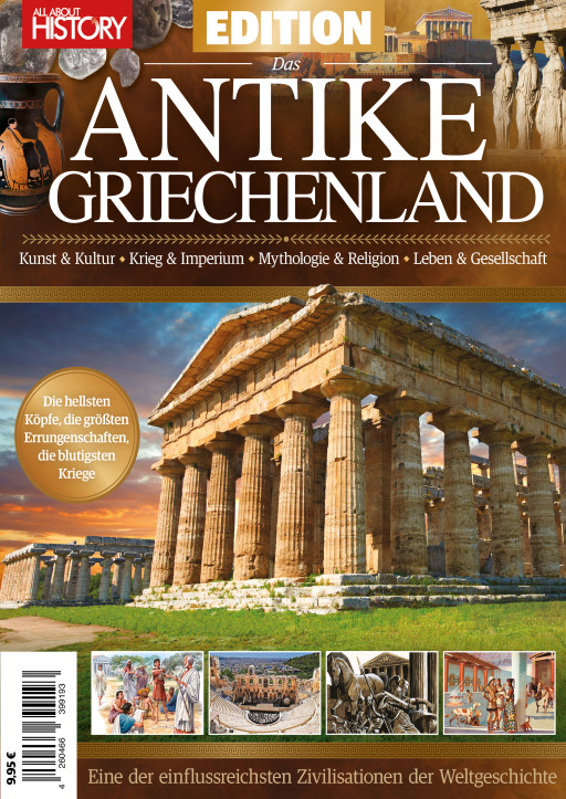 Buss, Oliver - All About History EDITION: Das Antike Griechenland