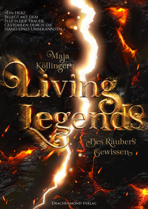 Köllinger, Maja - Living Legends, Band 2