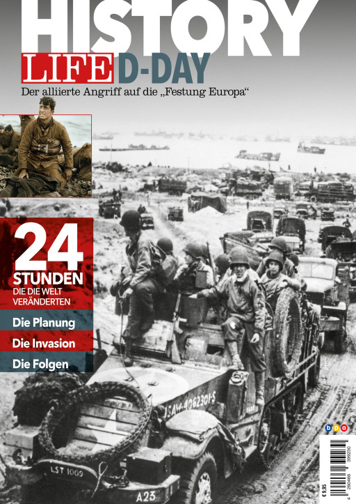 Buss, Oliver - History Life D-DAY