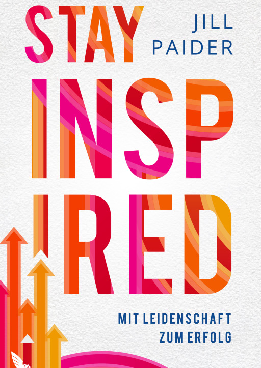 Paider, Jill - Stay Inspired
