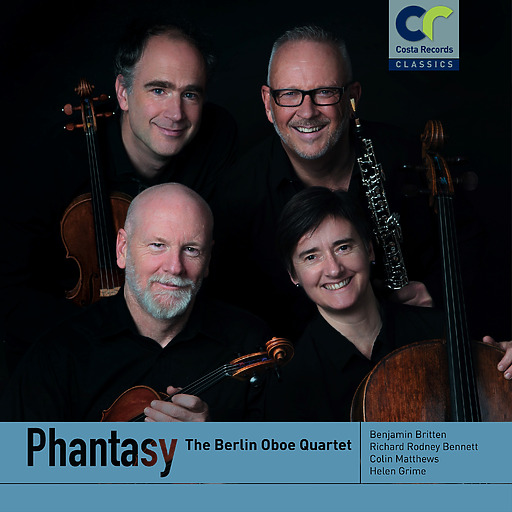 The Berlin Oboe Quartet - Phantasy