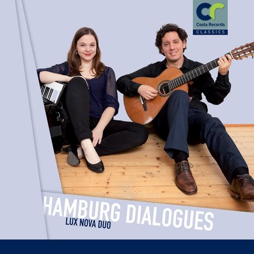 Lux Nova Duo - Lux Nova Duo - Hamburg Dialogues