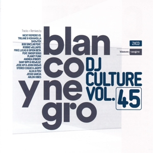 Various Artists - Various Artists - Blanco Y Negro DJ Culture Vol. 45