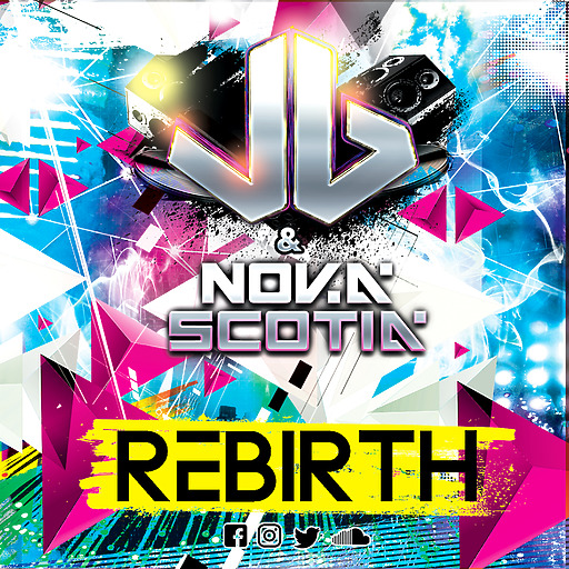 Jamie B & Nova Scotia - Rebirth